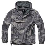 Bunda Brandit Windbreaker Summer - nightcamo