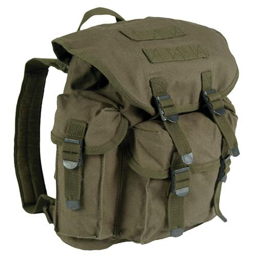 ab3be7b323 Dětský batoh Mil-Tec Kids - olivový - Army shop a outdoor vybavení