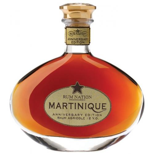 Rum Nation 12 YO Anniversary Martinique