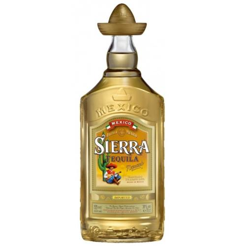 Sierra Reposado (Gold)