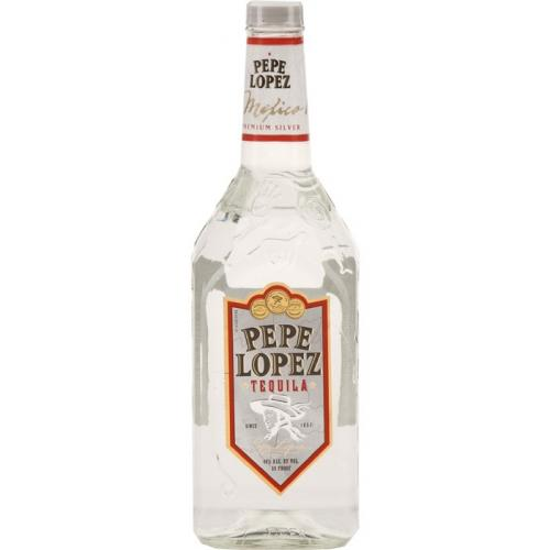 Tequila Pepe Lopez Silver
