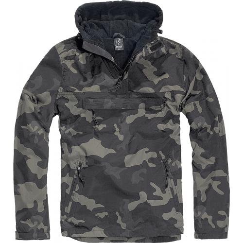 Bunda Brandit Windbreaker - darkcamo