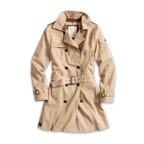 Surplus Trenchcoat Woman - béžový