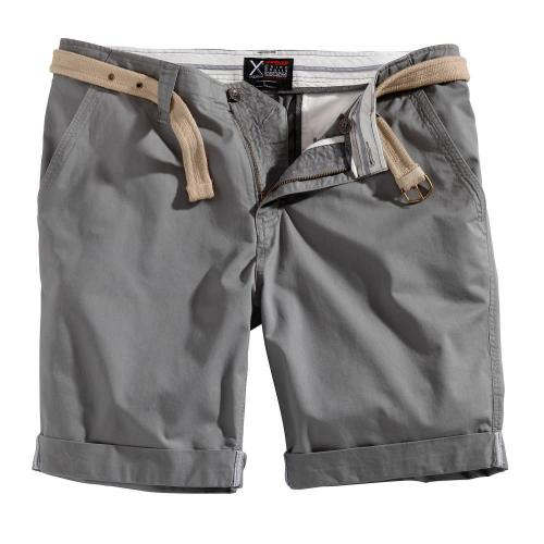 Kraťasy Surplus Xylontum Chino Shorts - šedé