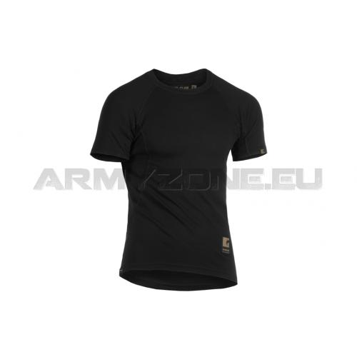 Triko Claw Gear Baselayer Shirt Short Sleeve - čierne