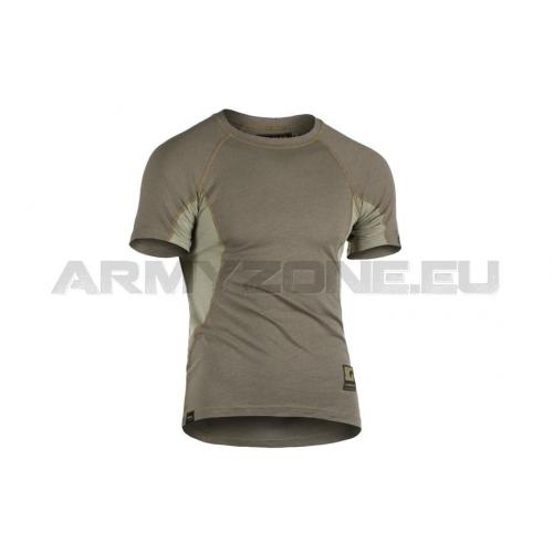 Triko Claw Gear Baselayer Shirt Short Sleeve - olivové