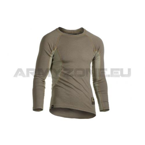 Triko Claw Gear Baselayer Shirt Long Sleeve - olivové