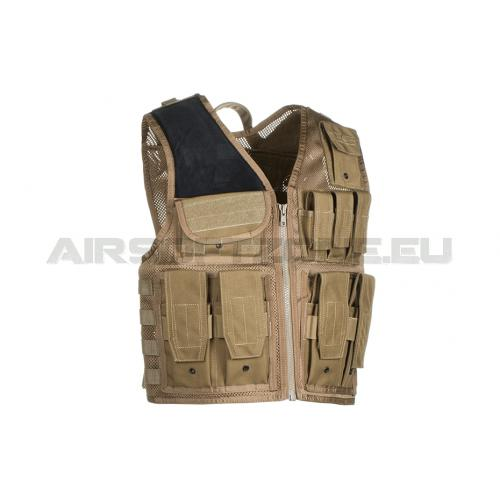 Vesta Invader Gear Mission Vest - coyote