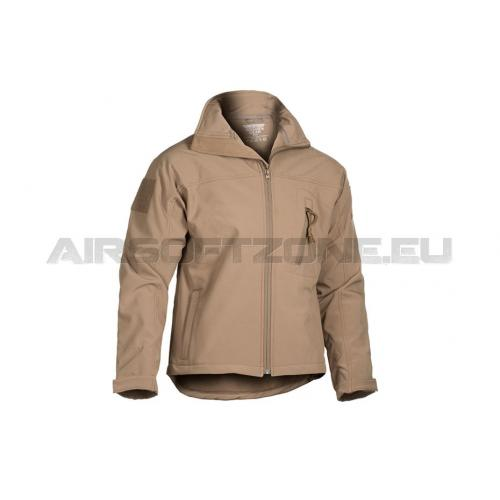 Bunda Invader Gear Tactical Softshell Jacket - coyote