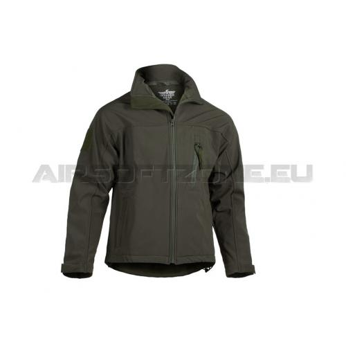 Bunda Invader Gear Tactical Softshell Jacket - olivová