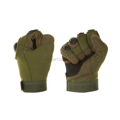 Rukavice Invader Gear Raptor Gloves - olivové