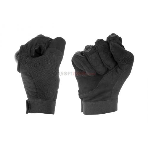 Rukavice Invader Gear Raptor Gloves - čierne