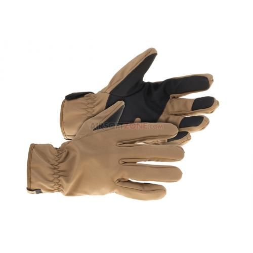 Rukavice Claw Gear Softshell Gloves - coyote