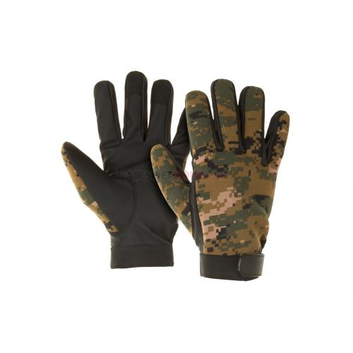 Rukavice Invader Gear All Weather Shooting Gloves - digital woodland