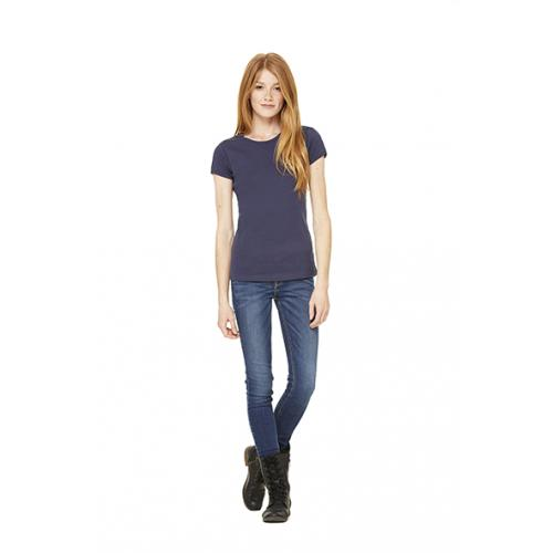 Tričko Bella Round Neck - navy