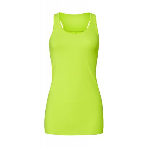 Top Bella Tank Top Flowy - žltý