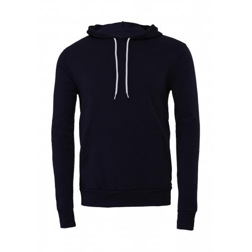 Mikina Bella Fleece Pullover - navy