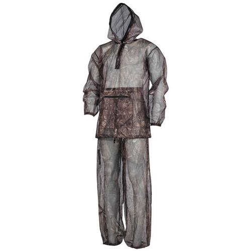 Komplet MFH Mosquito Suit - hunter-brown