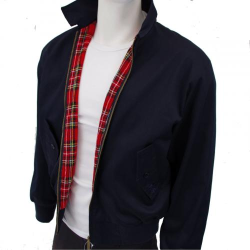 Bunda Warrior Harrington Classic - navy