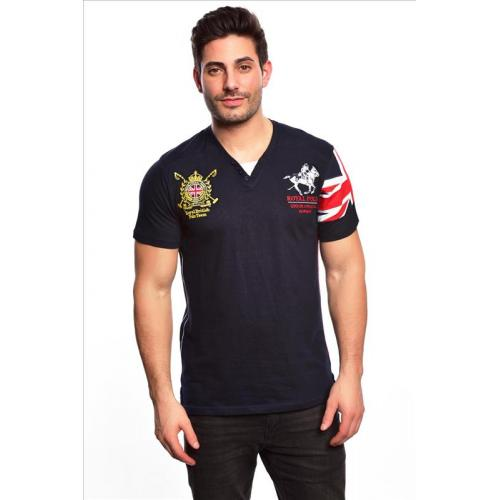 Tričko Geographical Norway Jofik - navy
