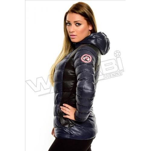 Bunda dámska Geographical Norway Anais - navy