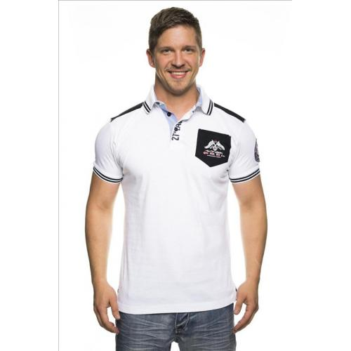 Polokošile Geographical Norway Kalipso - bílá