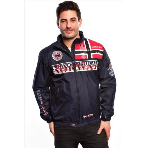 Bunda Geographical Norway Ayer - navy