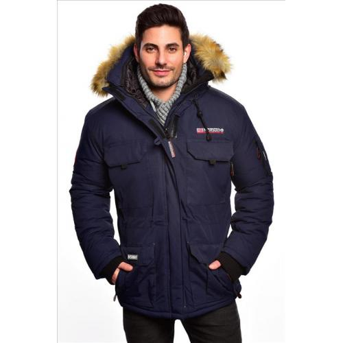 Bunda Geographical Norway Alpes - navy