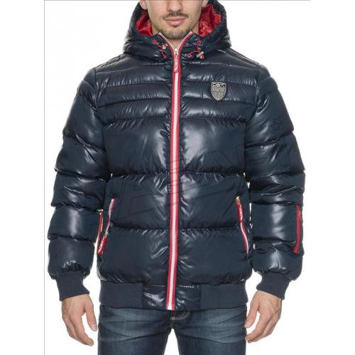 Bunda Geographical Norway Casamia - navy