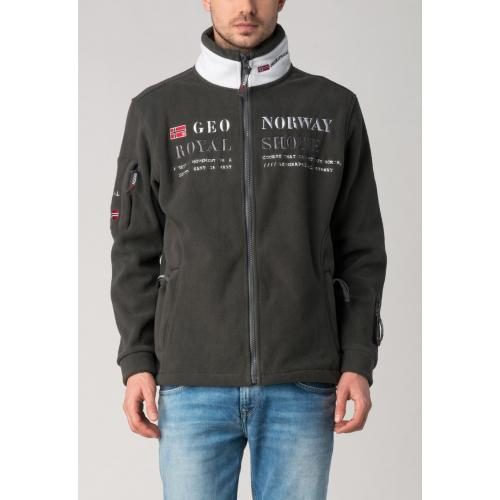 Bunda Geographical Norway Update - hnědá