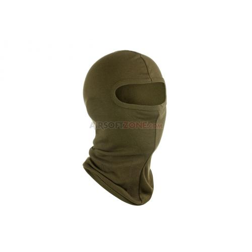 Kukla Invader Gear Single Hole Balaclava - olivová
