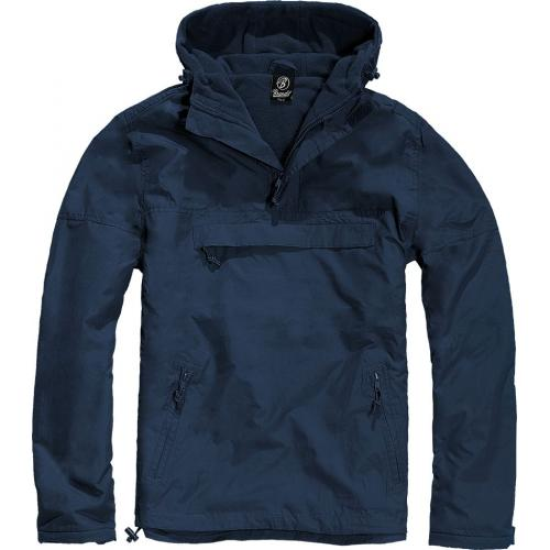 Bunda Brandit Windbreaker - navy