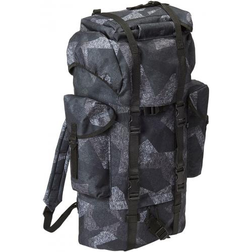 Batoh Brandit Nylon Bagpack - nightcamo digital