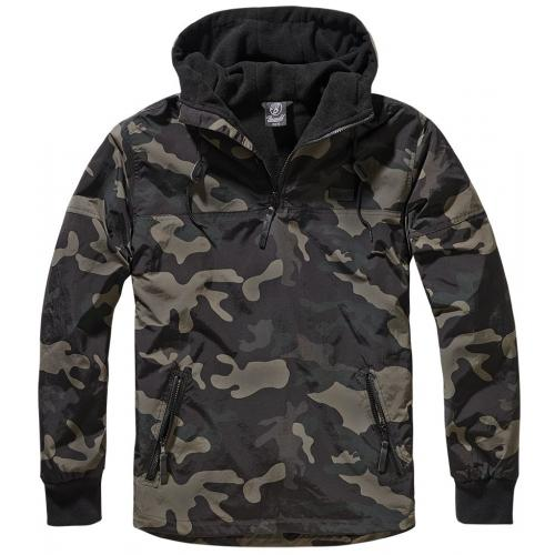 Bunda Brandit Luke Windbreaker - darkcamo