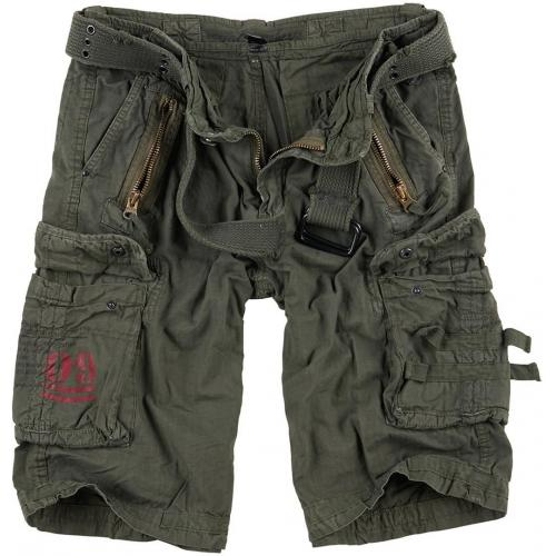 Kraťasy Surplus Royal Shorts - olivové