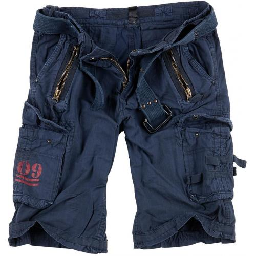 Kraťasy Surplus Royal Shorts - modré