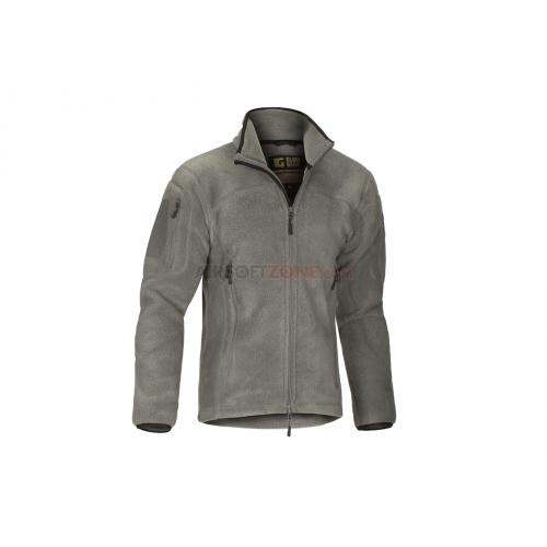 Mikina Claw Gear Milvago Fleece - šedá