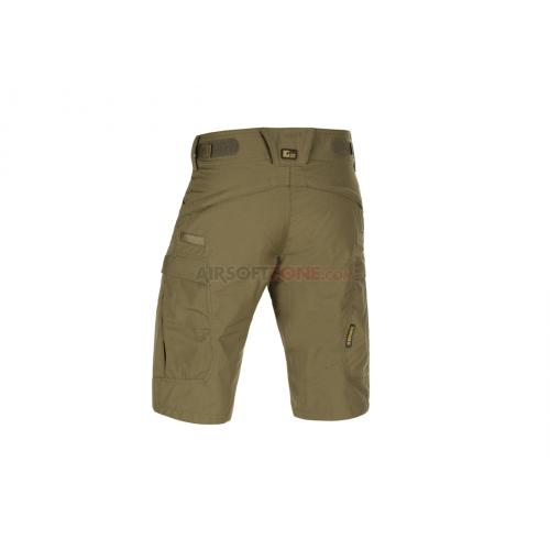 Kraťasy Claw Gear Field Short - olivové