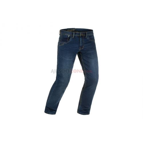 Džínsy Claw Gear Blue Denim Tactical Flex - modré
