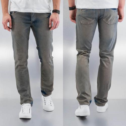 Džíny Cazzy Clang Straight Fit Jeans Washes - modré