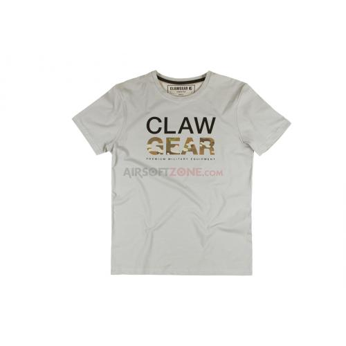 Triko Claw Gear MC Tee - šedé