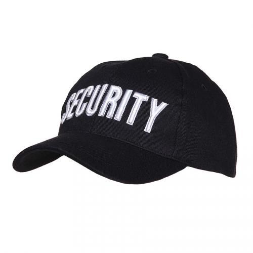 c741e6afceb Kšiltovka Fostex Security - černá - Pracovní oděvy