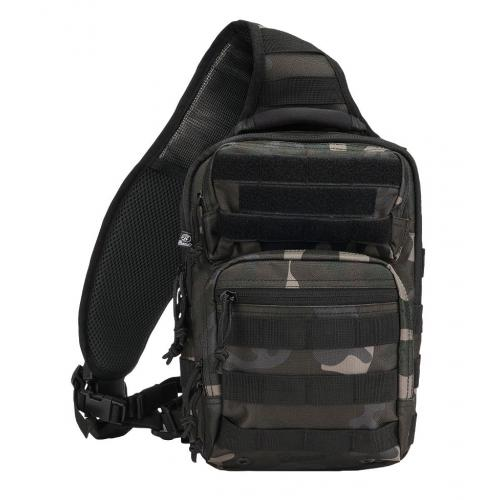 Batoh Brandit US Cooper EveryDayCarry Sling - darkcamo