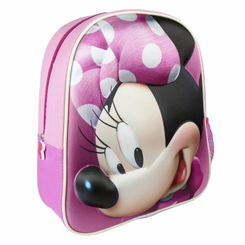 Batoh Minnie Mouse Backpack 31 cm - růžový