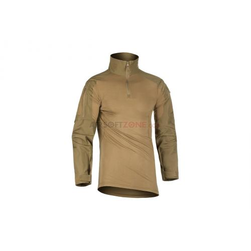 Taktické triko Claw Gear Operator Combat Shirt - coyote