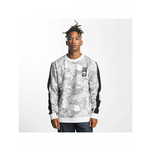 Mikina Thug Life Jumper Simple - snowcamo