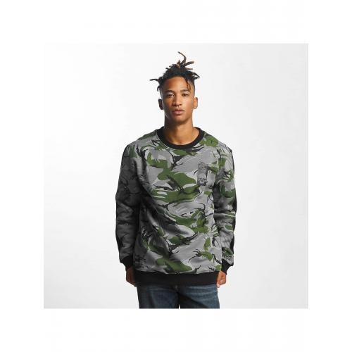 Mikina Thug Life Jumper Simple - nightcamo