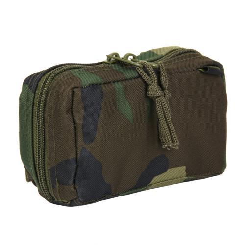 Puzdro molle 101 Inc Shot CO2 - woodland