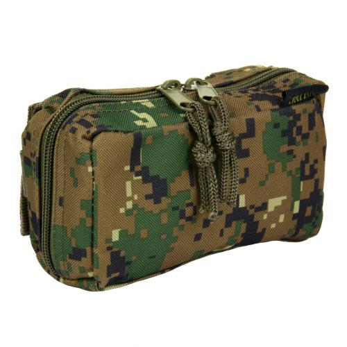 Puzdro molle 101 Inc Shot CO2 - digital woodland