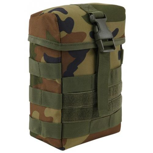 Puzdro Brandit Molle Pouch Fire - woodland
